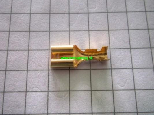 Dutinka plochá 0,8×6,3 mm
