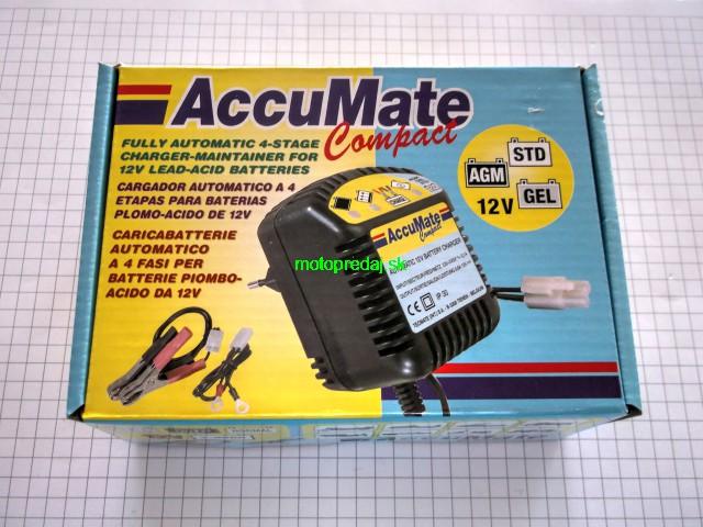 Nabíjačka AccuMate Compact
