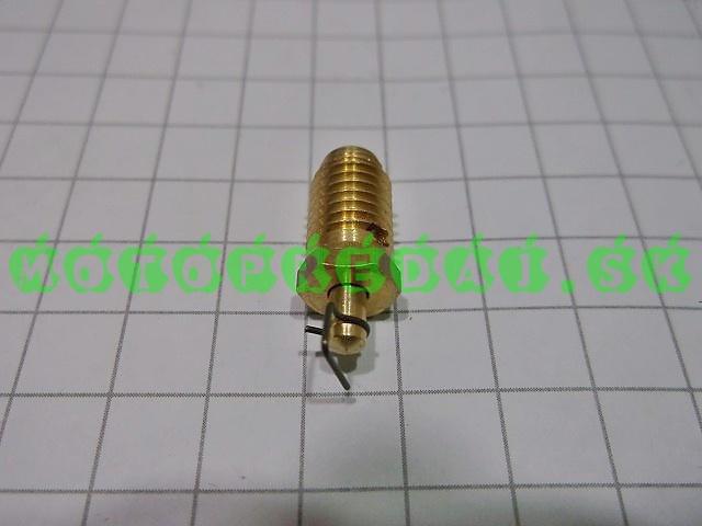 Ihlový ventil úplný