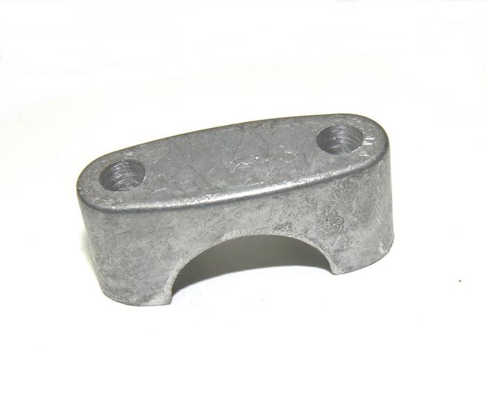 Objímka riadítka horná /hliník/