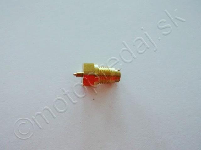 Ihlový ventil plaváku