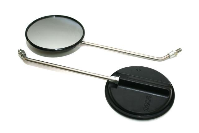 Spätné zrkadlo originál, 120 mm sklo na 8mm závit