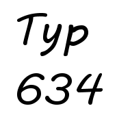 Typ 634