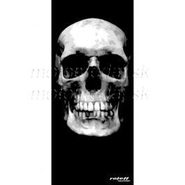 Multifunkčná šatka na motorku Roleff Skull