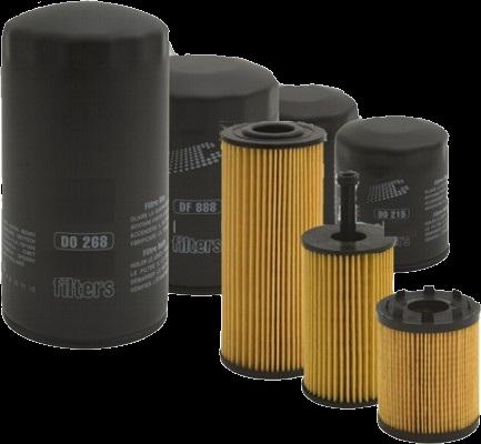 Olejové filtre
