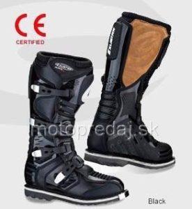 Offroad topánky Exustar Star Pro 302