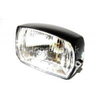 Predné svetlo s objímkou na žiarovku BA20D dvojvláknovú 15/15w alebo 25/25w, dá sa použiť pre BAB 210 / 207