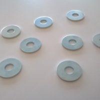 Podložky k zadným tlmičom (8 kusov 0.40 €)