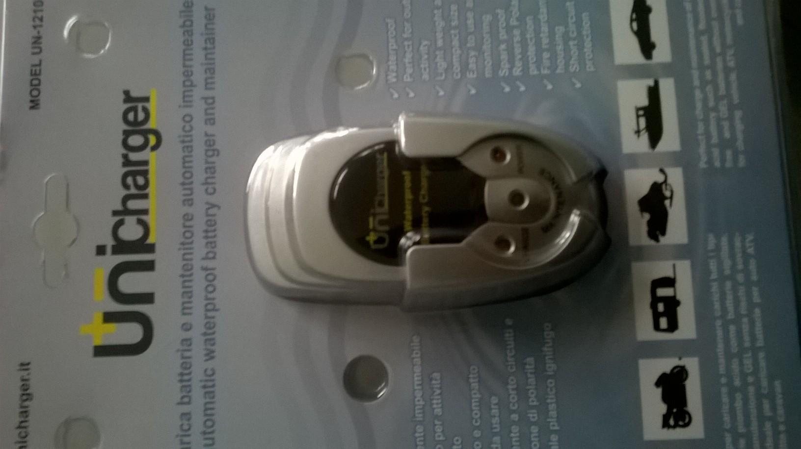 Unicharger UN-11210-WR