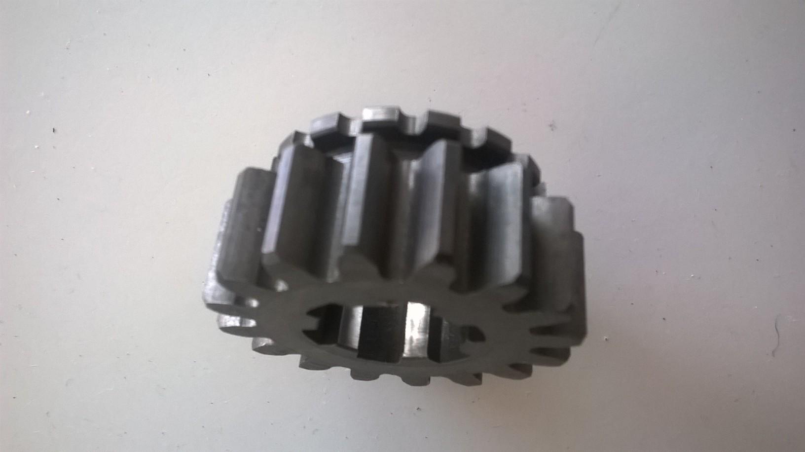 16 zubové koliesko- Česká výroba